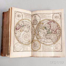 Brender a Brandis, G. (fl. circa 1790) Nieuwe Natuur- Geschied- en Handelkundige Zak- en Reis-Atlas.