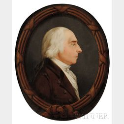 John Ritto Penniman (American, c. 1782-1841) After a Pastel by Gerrit Schipper (b. Holland, 1775, d. London, c. 1830)  I...
