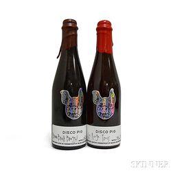 Black Hog Brewing Company Disco Pigs, 2 500ml bottle