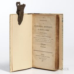An Introduction to Natural History of Beasts & Birds   [...] Adapted for the Improvement of Youth.