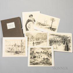 The War Sketches of Charles Huard