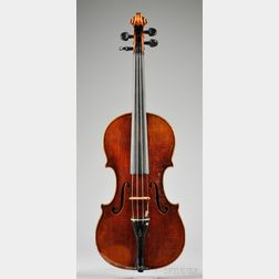 Markneukirchen Violin, Paul Knorr, 1925