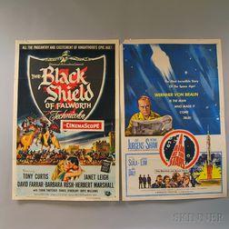 Four U.S. Movie Posters