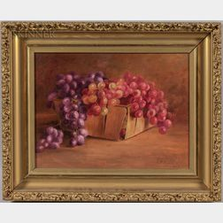 American School, 20th Century      Still Life with Grapes
