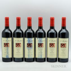 St. Hallett Old Block Shiraz 1998, 6 bottles (oc)