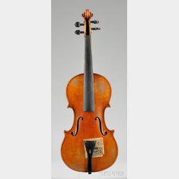 Markneukirchen Violin, c. 1930, Karl Herrmann