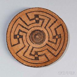 Pima Miniature Basketry Tray