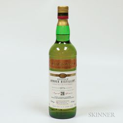 Ardbeg 28 Years Old 1974, 1 70cl bottle (oc)
