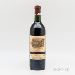 Chateau Lafite Rothschild 1990, 1 bottle