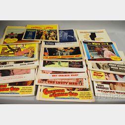 274 1950s and Fifteen 1940s U.S. Movie Lobby Cards
