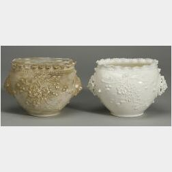 Two Lotus Ware Related Items