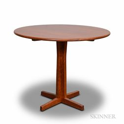 Charles Webb Round Cherry Table,