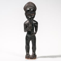 Standing Male Baule Figure