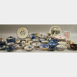 Collection of Dorchester Pottery Tableware