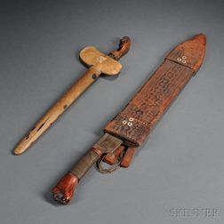 Two Bladed Weapons