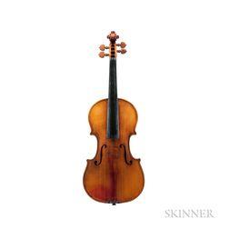 American Violin, Michael Gozzo, Glendale, 1952
