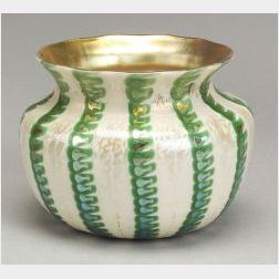 Kew-Blas Art Glass Vase
