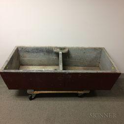 Large Soapstone Sink