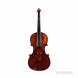 American Violin, William B. Knox, Utica, 1903