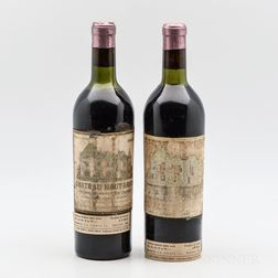 Chateau Haut Brion 1949, 2 bottles
