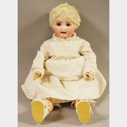 Jumeau Bodied Bisque Head Doll