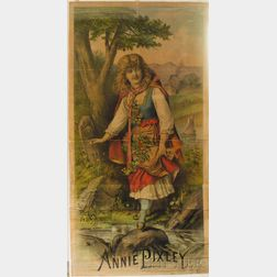 Annie Pixley   Theatrical Poster