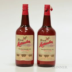 Ron Matusalem Rum, 2 40oz bottles