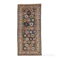 "Shirvan Long Rug with ""Chichi"" Border"