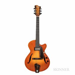 John Abercrombie   James L. Mapson Jazz Standard Electric Archtop Guitar, 2000
