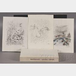 (Fine Press, Ferrero, Roger (1915-   ) Illustrator)