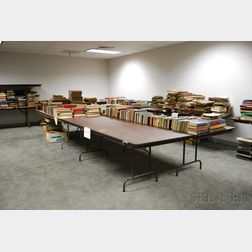Large and Varied Lot of Books, Manuscripts and Paper Ephemera