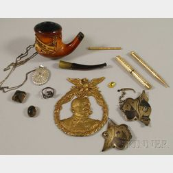Group of Assorted Jewelry and Accessory Items