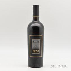 Shafer Hillside Select 2009, 1 bottle
