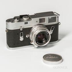 Leica M4 Camera and Lens