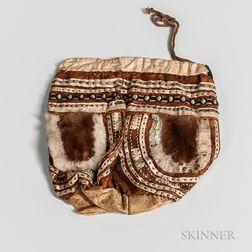 Eskimo Sewing Bag