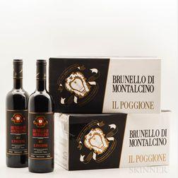 Il Poggione Brunello di Montalcino 2013, 12 bottles (2 x oc)