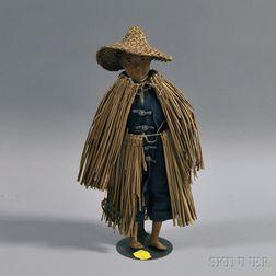 Door of Hope Mission Rice Farmer Doll