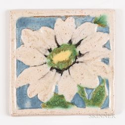 Newcomb Pottery Tile