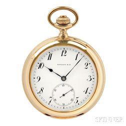 Tiffany & Company 18kt Gold Minute Repeater