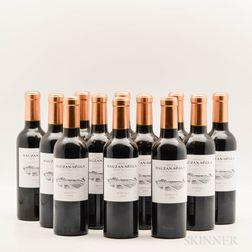 Chateau Rauzan Segla 2008, 12 demi bottles