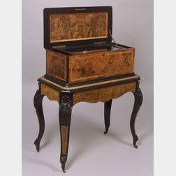 Fine Organocleide Musical Box by Bremond