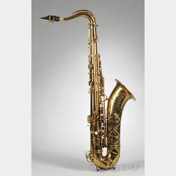 French B Flat Tenor Saxophone, Henri Selmer, Paris, 1950