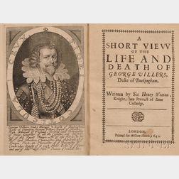 Wotton, Sir Henry (1568-1639)