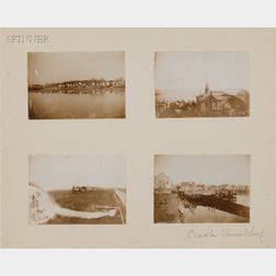 American School, 19th/20th Century      Four Views of Provincetown.