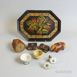 Small Group of Decorative Accessories