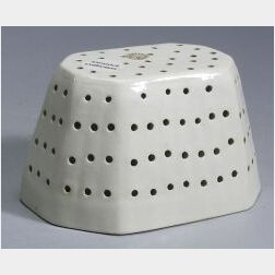 Wedgwood Queen's Ware Curd Mold