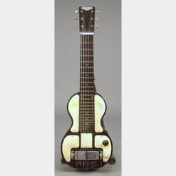 American Electric Lap Steel Guitar, Electro String Instrument Corporation, Los Ange   les