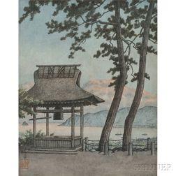 Kawase Hasui (1883-1957), Watercolor Sketch