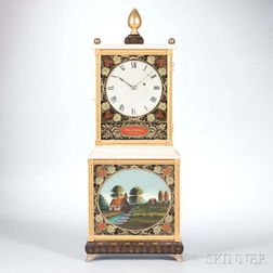 "Aaron Willard ""Bride's"" Shelf Clock"