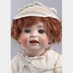 Bisque Head Character Baby